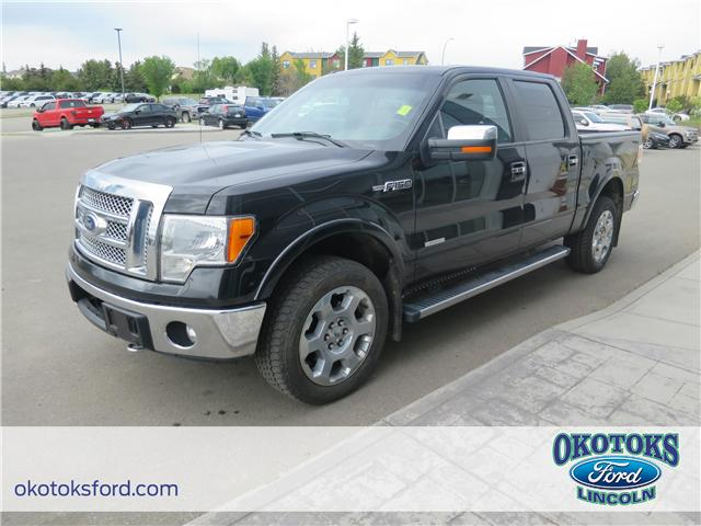 2012 Ford F-150 Lariat (Stk: JK-1047A) in Okotoks - Image 1 of 21