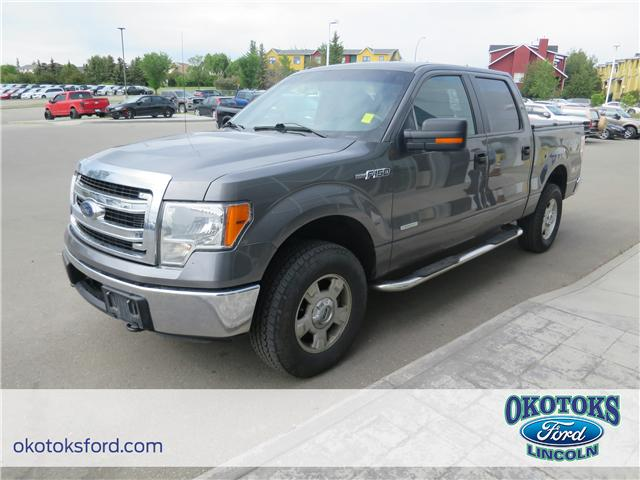 2013 Ford F-150 XLT (Stk: JK-1050A) in Okotoks - Image 1 of 18