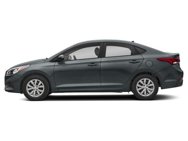 2018 Hyundai Accent  (Stk: 010435) in Whitby - Image 2 of 9