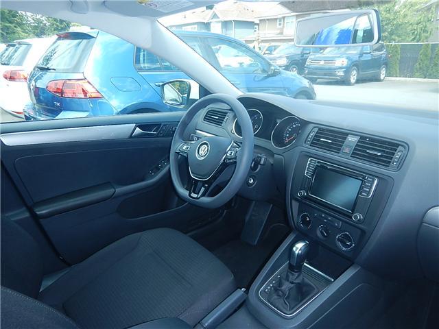 2017 Volkswagen Jetta 1.4 TSI Trendline+ (Stk: HJ267990) in Surrey - Image 17 of 27