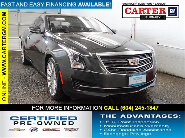 2015 Cadillac ATS 2.0L Turbo (Stk: C5-04891) in Burnaby - Image 1 of 24