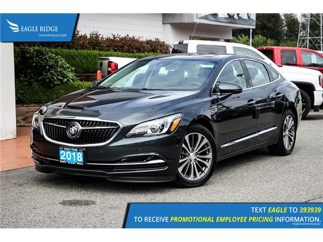 2018 Buick LaCrosse Premium (Stk: 86102A) in Coquitlam - Image 1 of 17