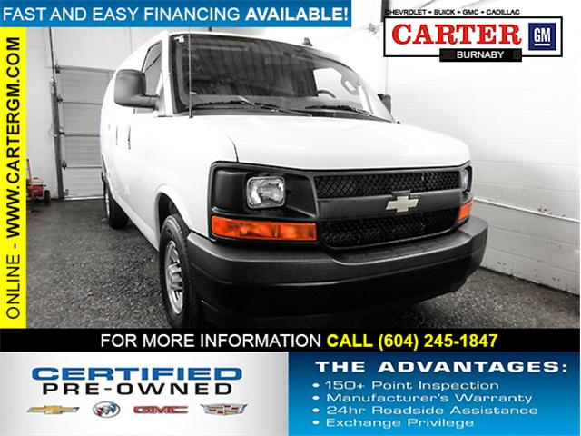 2017 Chevrolet Express 2500 1WT (Stk: P9-55230) in Burnaby - Image 1 of 23