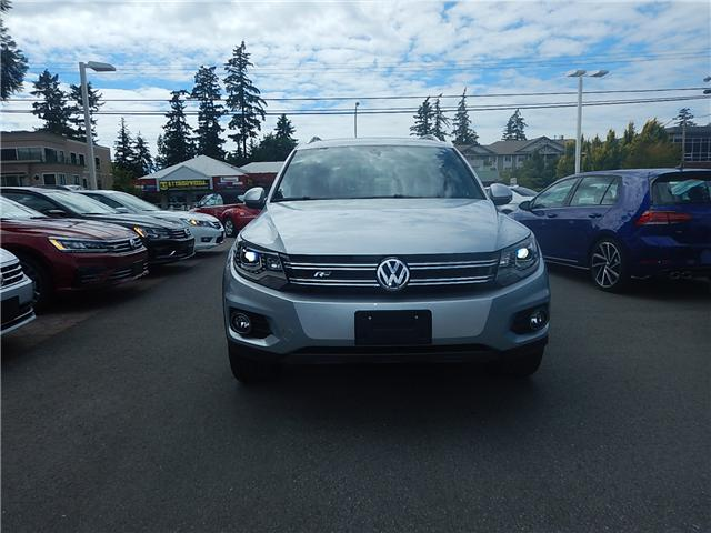 2017 Volkswagen Tiguan Highline (Stk: HT020785) in Surrey - Image 22 of 26