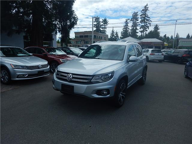 2017 Volkswagen Tiguan Highline (Stk: HT020785) in Surrey - Image 3 of 26