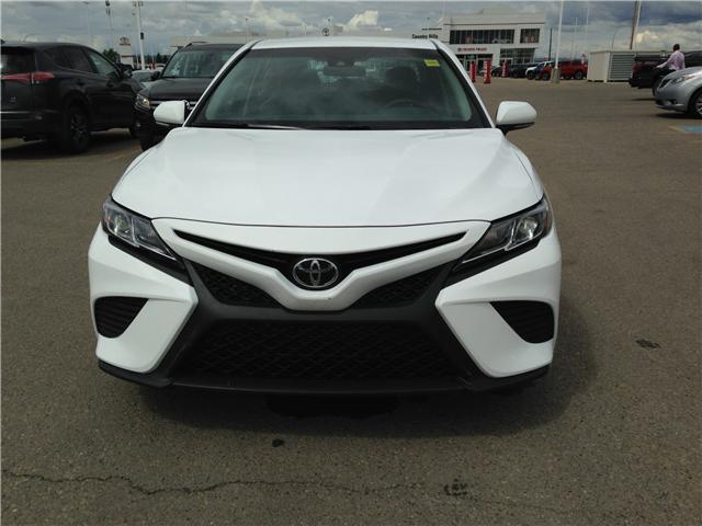 2018 Toyota Camry SE (Stk: 284126) in Calgary - Image 2 of 13
