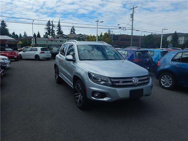 2017 Volkswagen Tiguan Highline (Stk: HT028138) in Surrey - Image 26 of 26