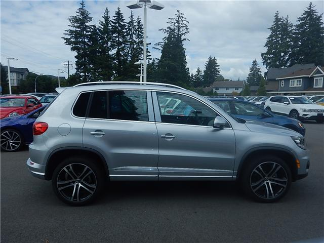 2017 Volkswagen Tiguan Highline (Stk: HT028138) in Surrey - Image 5 of 26