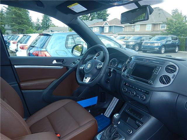 2017 Volkswagen Tiguan Highline (Stk: HT028138) in Surrey - Image 16 of 26