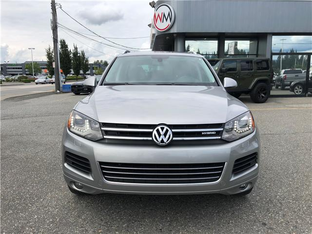 2013 Volkswagen Touareg HYBRID (Stk: 13-001583) in Abbotsford - Image 2 of 16
