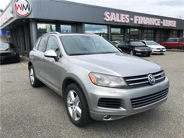 2013 Volkswagen Touareg HYBRID (Stk: 13-001583) in Abbotsford - Image 1 of 16