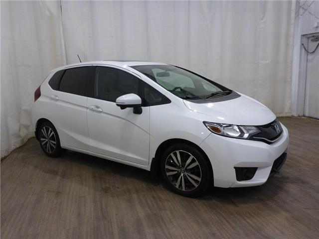 2015 Honda Fit EX-L Navi (Stk: 18061262) in Calgary - Image 1 of 30