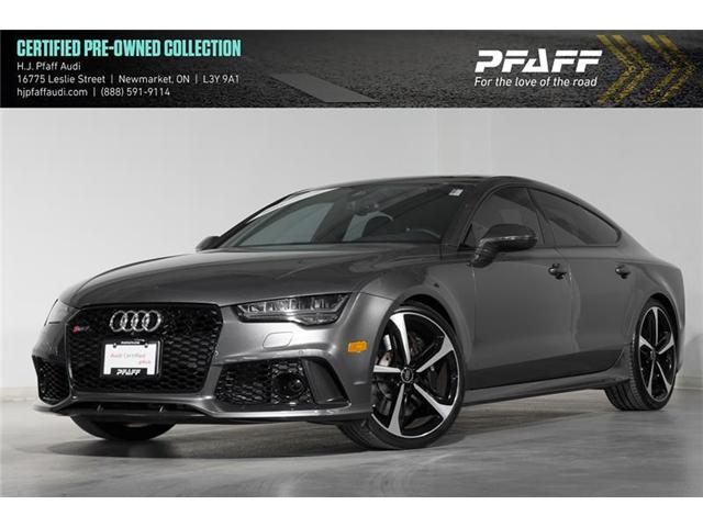 2016 Audi RS 7 4.0T (Stk: 52874) in Newmarket - Image 1 of 22