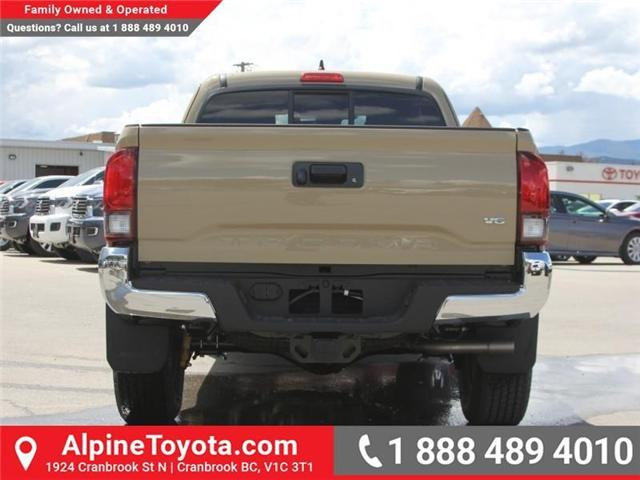 2018 Toyota Tacoma TRD Off Road (Stk: X147404) in Cranbrook - Image 4 of 18