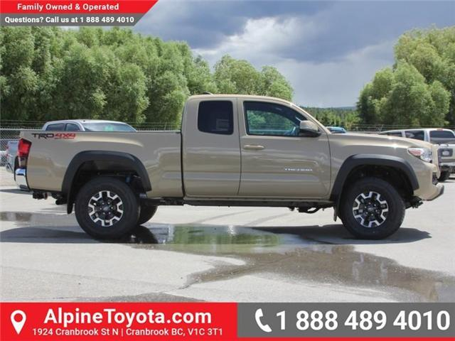 2018 Toyota Tacoma TRD Off Road (Stk: X147404) in Cranbrook - Image 6 of 18