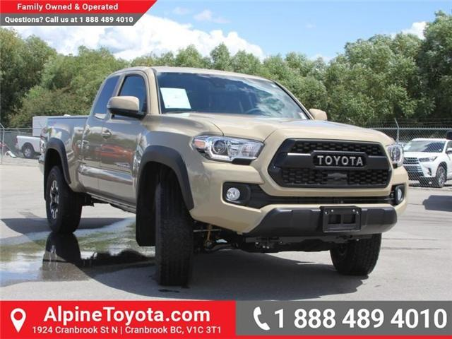 2018 Toyota Tacoma TRD Off Road (Stk: X147404) in Cranbrook - Image 7 of 18