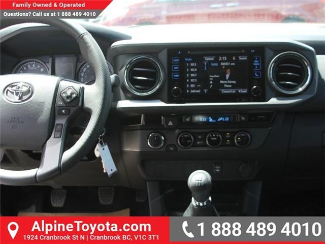 2018 Toyota Tacoma TRD Off Road (Stk: X147404) in Cranbrook - Image 10 of 18