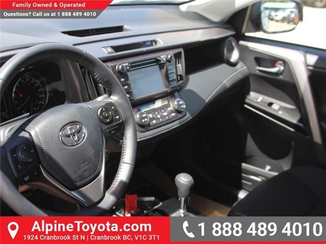 2018 Toyota RAV4 Hybrid  (Stk: D220309) in Cranbrook - Image 8 of 18
