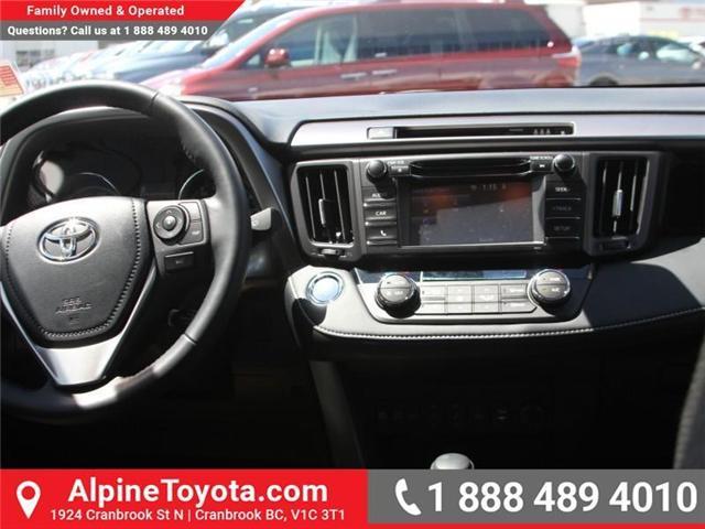 2018 Toyota RAV4 Hybrid  (Stk: D220309) in Cranbrook - Image 9 of 18