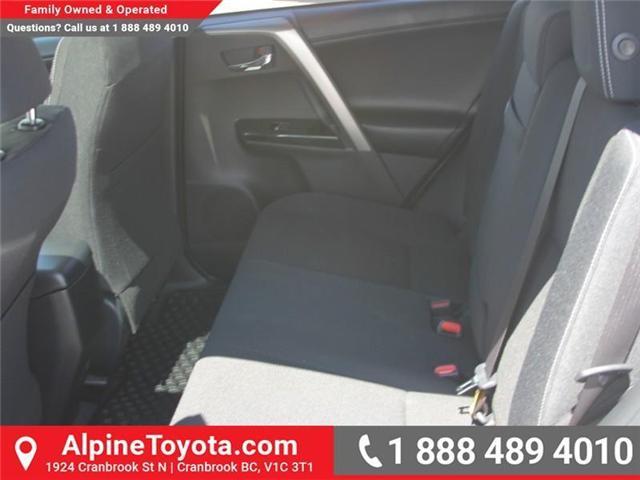 2018 Toyota RAV4 Hybrid  (Stk: D220309) in Cranbrook - Image 11 of 18