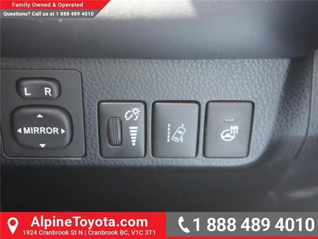 2018 Toyota RAV4 Hybrid  (Stk: D220309) in Cranbrook - Image 14 of 18