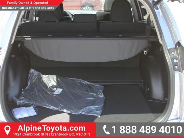 2018 Toyota RAV4 Hybrid  (Stk: D220309) in Cranbrook - Image 16 of 18