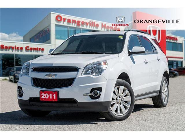 2011 Chevrolet Equinox 1LT (Stk: V18285A) in Orangeville - Image 1 of 18
