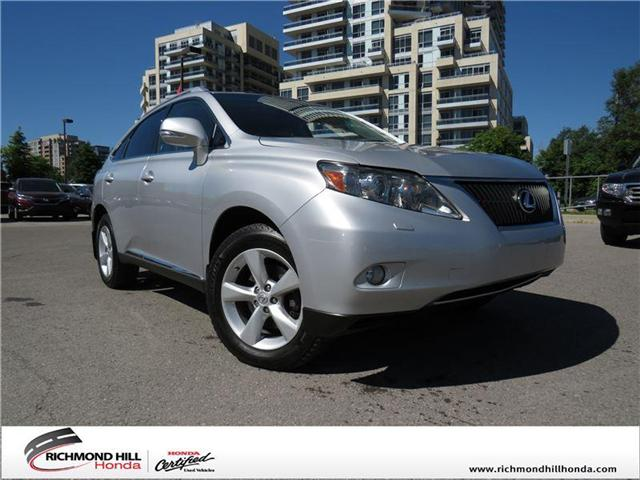 2010 Lexus RX 350 Base (Stk: 1961P) in Richmond Hill - Image 1 of 17