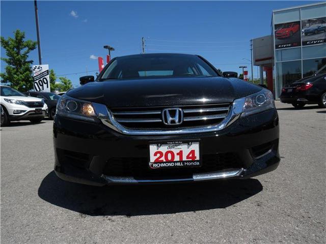 2014 Honda Accord LX (Stk: 180427P) in Richmond Hill - Image 2 of 14