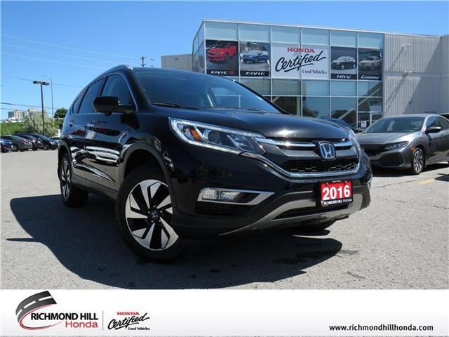 2016 Honda CR-V Touring (Stk: 1990P) in Richmond Hill - Image 1 of 19