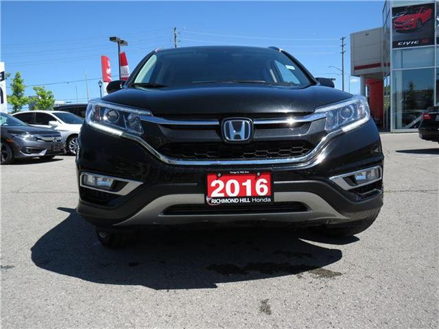 2016 Honda CR-V Touring (Stk: 1990P) in Richmond Hill - Image 2 of 19