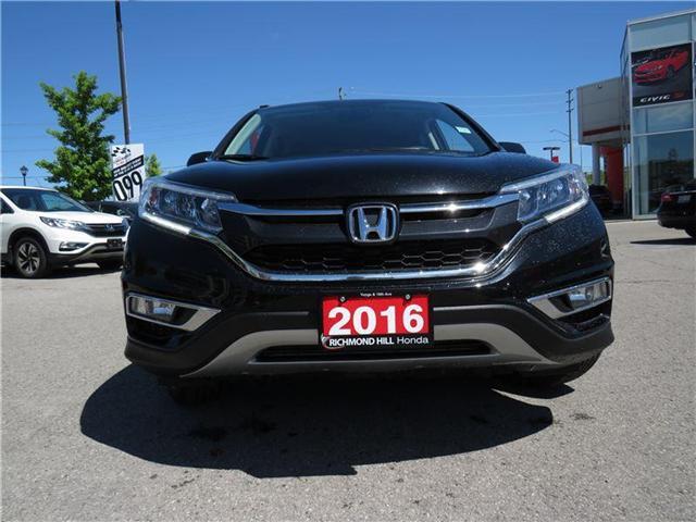 2016 Honda CR-V EX (Stk: 1991P) in Richmond Hill - Image 2 of 16