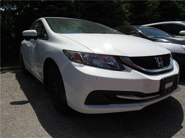 2014 Honda Civic EX (Stk: 180925P) in Richmond Hill - Image 1 of 1
