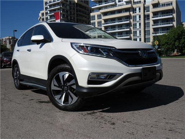 2016 Honda CR-V Touring (Stk: 180918P) in Richmond Hill - Image 1 of 15