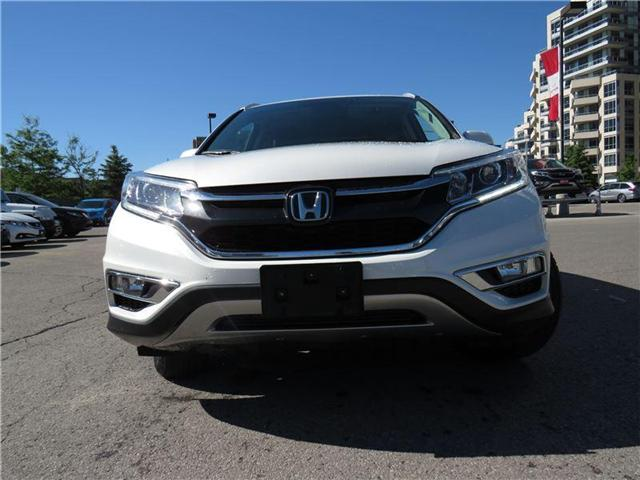 2016 Honda CR-V Touring (Stk: 180918P) in Richmond Hill - Image 2 of 15