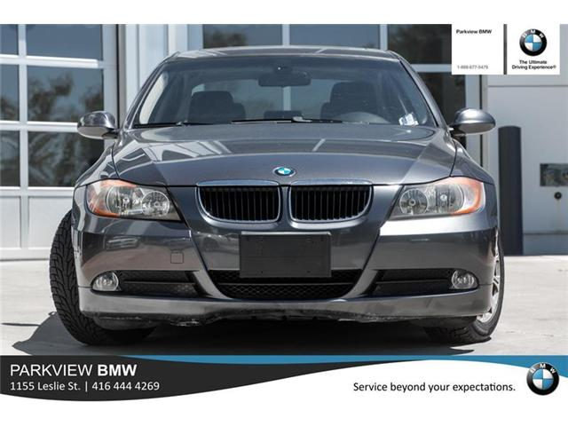 2008 BMW 323 i (Stk: 41158AAA) in Toronto - Image 2 of 18