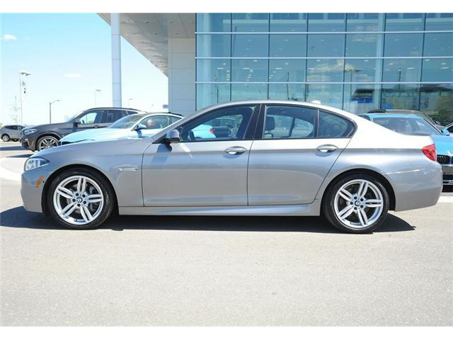2015 BMW 535i xDrive (Stk: P546474) in Brampton - Image 2 of 14