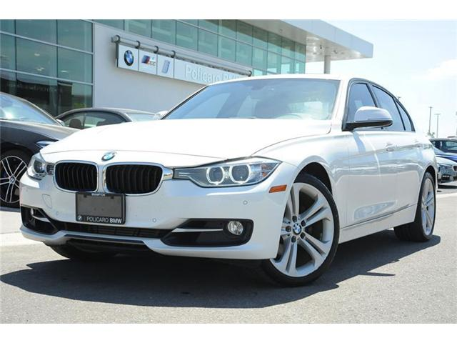2015 BMW 328i xDrive (Stk: P983762) in Brampton - Image 1 of 13