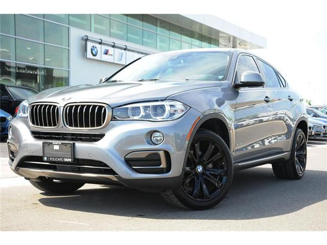 2017 BMW X6 xDrive35i (Stk: PN85230R) in Brampton - Image 1 of 14