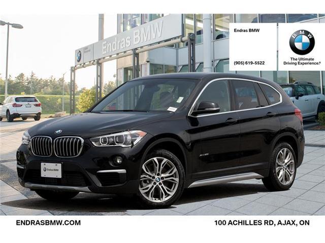 2018 BMW X1 xDrive28i (Stk: 12833) in Ajax - Image 1 of 22