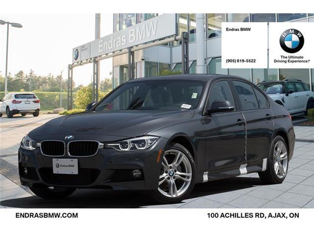 2018 BMW 330 i xDrive (Stk: 35115) in Ajax - Image 1 of 22