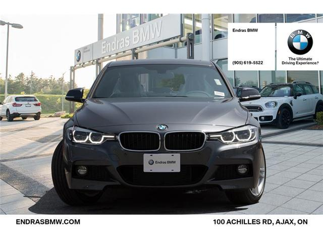 2018 BMW 330 i xDrive (Stk: 35115) in Ajax - Image 2 of 22