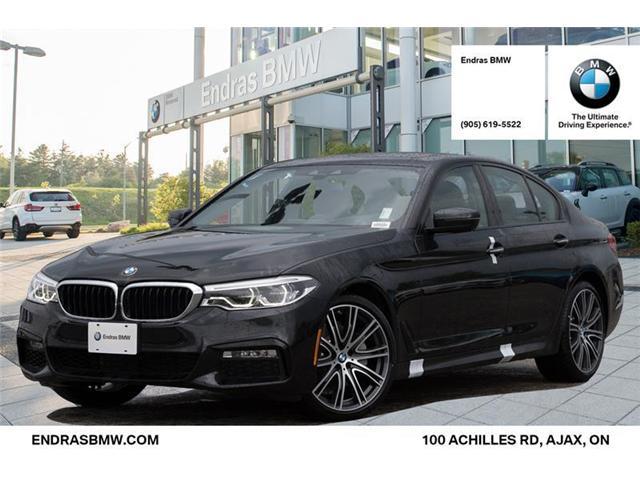 2018 BMW 540 i xDrive (Stk: 52275) in Ajax - Image 1 of 20