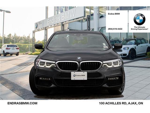 2018 BMW 540 i xDrive (Stk: 52275) in Ajax - Image 2 of 20