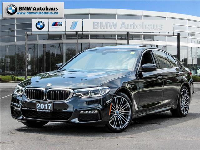 2017 BMW 530 i xDrive (Stk: P8374) in Thornhill - Image 1 of 30