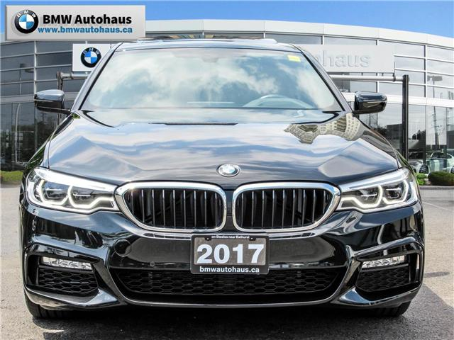 2017 BMW 530 i xDrive (Stk: P8374) in Thornhill - Image 2 of 30