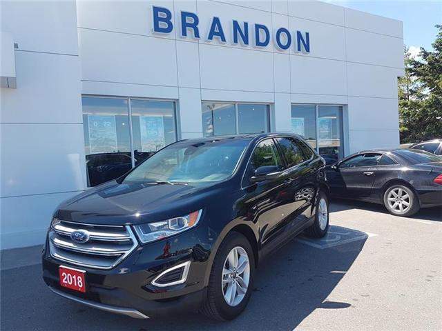 2018 Ford Edge SEL (Stk: P1098) in Uxbridge - Image 1 of 9