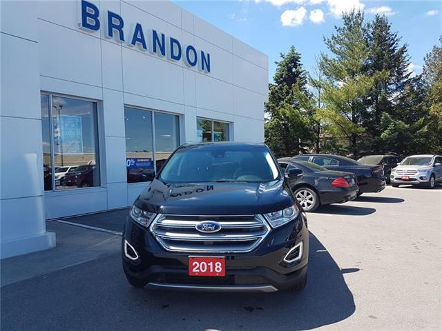 2018 Ford Edge SEL (Stk: P1098) in Uxbridge - Image 2 of 9