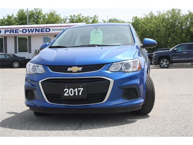 2017 Chevrolet Sonic LT Auto (Stk: 580450) in Kitchener - Image 1 of 8