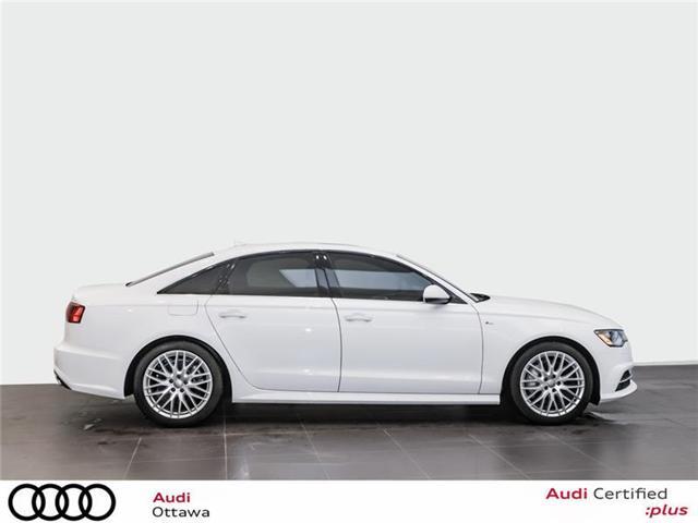 2017 Audi A6 2.0T Progressiv (Stk: 51420A) in Ottawa - Image 9 of 22